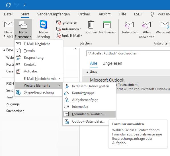 So Erstellen Sie In Outlook E Mail Vorlagen Qitec Gmbh 9